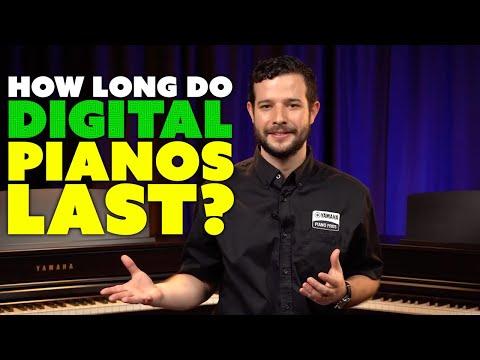 How Long Do Digital Pianos Last?