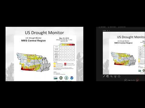 April 2018 North Central Climate and Drought Summary & Outlook