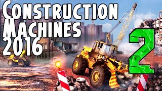 Kağan İle Construction Machines Simulator 2016 Bölüm 2