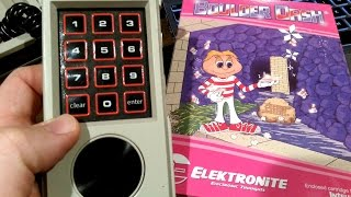 Classic Game Room - BOULDER DASH review for IntelliVision