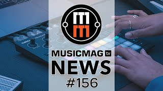 News #156: Novation Circuit Tracks, Sonicware Liven FM, новый логотип MIDI 2.0 и др.