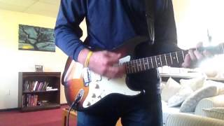 Hillsong United - With Everything (Lead Electric Guitar)