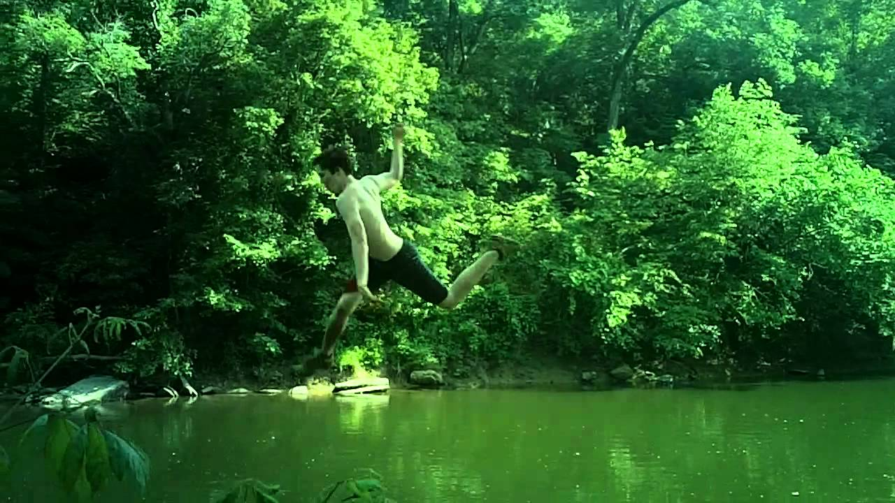 TimberNook Rope Swing Sequence - YouTube