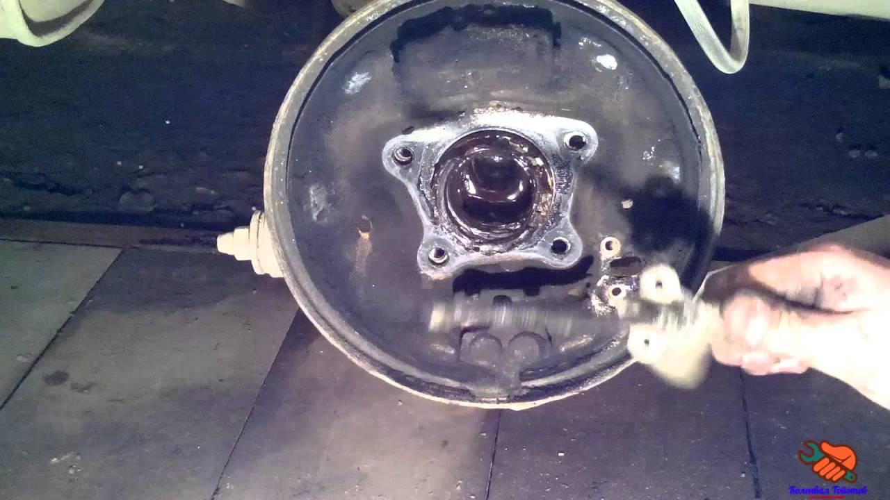 газ 69 (запуск после замены двига, коробки, тормозов...)