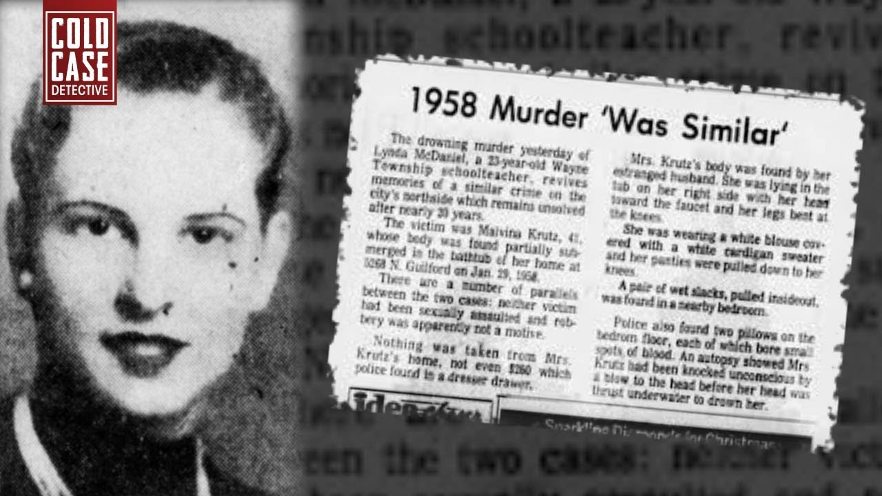 2 Haunting 1950s Murders That Remain Cold...