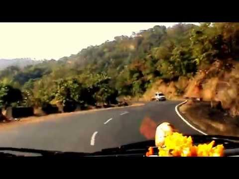 Mumbai to Shiroda (Sindhudurg) via Kashedi Ghat(NH#66) driving by GAWADE