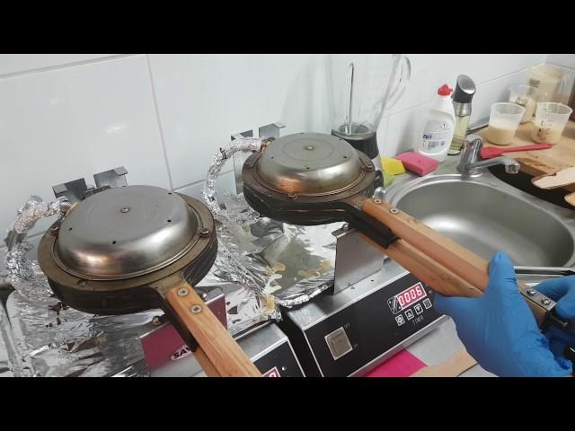 Hot odwiedza: Bubble Waffle Factory Szczecin