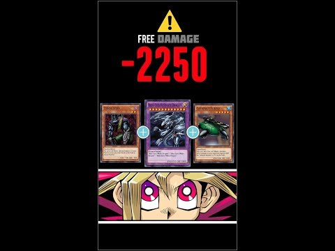 Yugioh Duel Links - THIS Turtle Can Do 2250 Effect Damage!