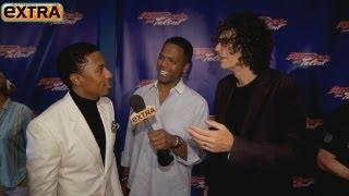 Howard Stern on Mariah Carey's $18 Million 'American Idol' Deal