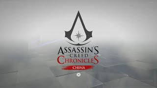 Assassin's Creed Chronicles: China - PS4 - Full Playthrough (Plus Hard, Max Scores & Fastest Times)