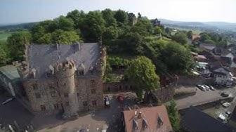 Burg Staufenberg Burghotel in Hessen