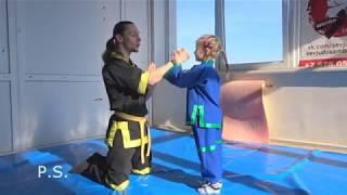 Парное упражнение в Кунг Фу Вин Чун №2