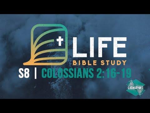 Life Bible Study S8 | Colossians