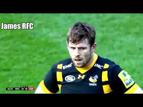 Elliot Daly 2016/17 Highlights So Far