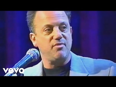 Billy Joel - Q&A: Tell Us About