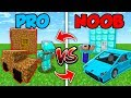 Minecraft NOOB vs. PRO : SWAPPED LIFE 3 in Minecraft (Compilation)