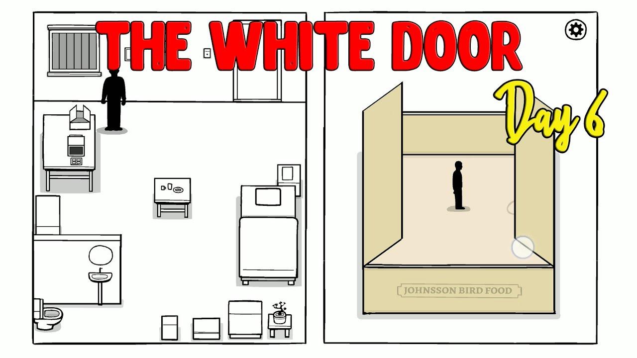 The White Door - День 6 - Полное прохождение на русском - Android iOS Gameplay
