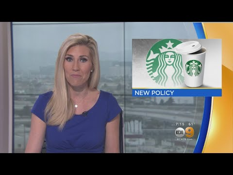 Starbucks To Allow Nonpaying Customers To Sit In Shops, Utilize Restrooms