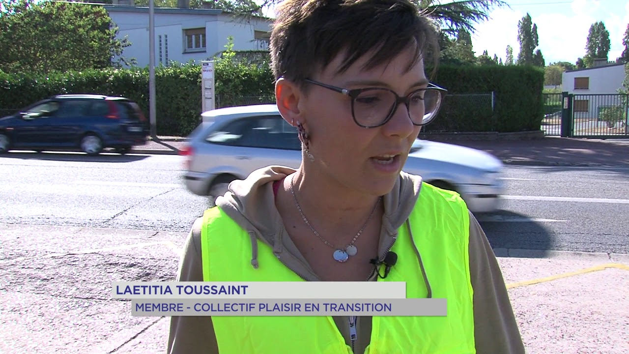Plaisir : nettoyer la ville pour le world clean up day