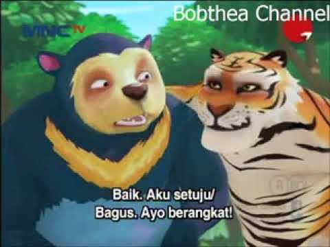 Pada zaman dahulu   Kancil dan Harimau + Panda