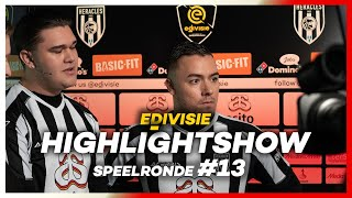 HIGHLIGHTSHOW | HERACLES GAAT DE FOUT IN!  | SPEELRONDE 13 I eDivisie 2019-2020 FIFA20