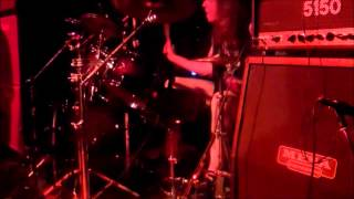 ThorHammer - Untitled Song Drum Cam - Des Moines, IA 5/9/15