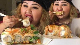 Sushi/ Mukbang