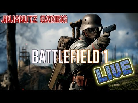Grinding The Ranks - BATTLEFIELD 1 - Multiplayer with CFC Daint