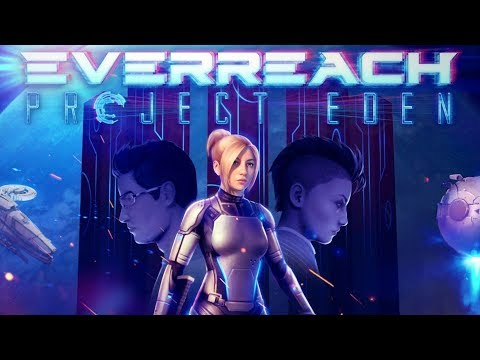 Everreach: Project Eden ★ Nova In Eden ★ PC 1440p60 Gameplay Deutsch German