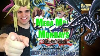 MMM#6 INSANE Yugioh Random Booster Pack Opening! Legend of Crimson Neos and His Eyes of Red OH BABY!