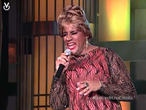 Súper Sábado Sensacional - Buscando una Estrella - Elio González como Celia Cruz