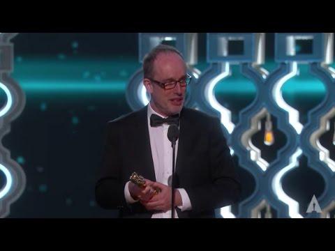 """Hacksaw Ridge"" wins for Film Editing"