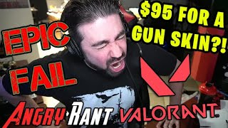 YOU WANT $95 for a DRAGON SKIN?! - Angry Rant!