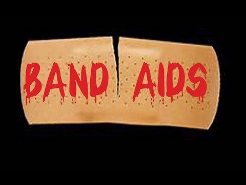 Band Aids by Eric Scott