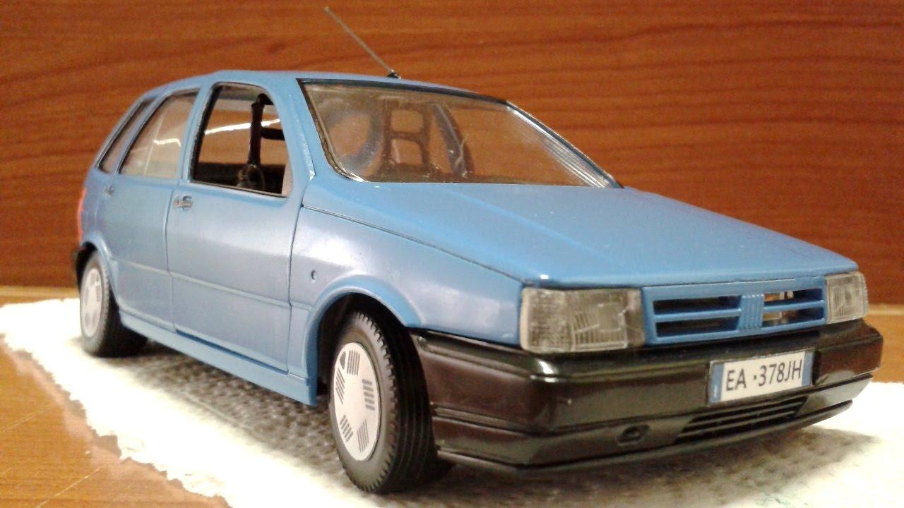 Modellismo Restauro Fiat Tipo Bburago 1 24 Youtube