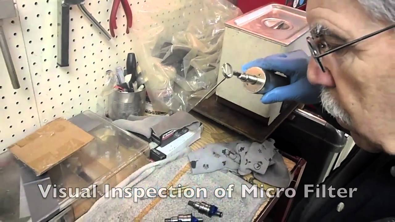 Arduino Fuel Injector Flow Bench
