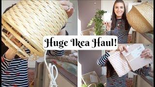 HUGE IKEA HAUL! HOMEWARE FEB 2019