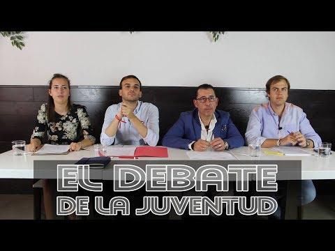 El debate de la juventud en YATV