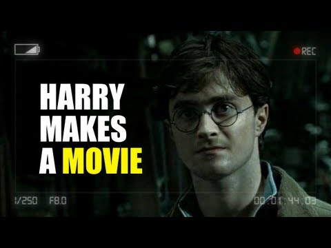 Harry Potter Makes a Movie