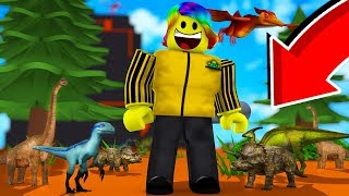 GETTING THE STRONGEST DINOSAURS IN THE GAME! (Roblox Pet Simulator DINOSAURS)