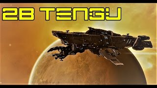 EvE Online Solo PvP | 2B Tengu - THIS IS NOT EVEN MY FINAL FORM