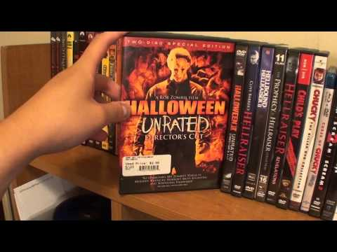Horror Movie Series Collection - Halloween Special