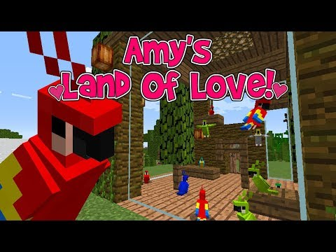 PARROT AVIARY! | Amy's Land Of Love! Ep.192