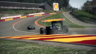 F1 2014 Gameplay Trailer (PC Download)