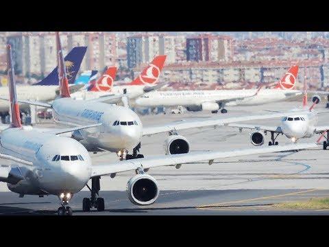 Planespotting Istanbul (IST) - 23/09/2017