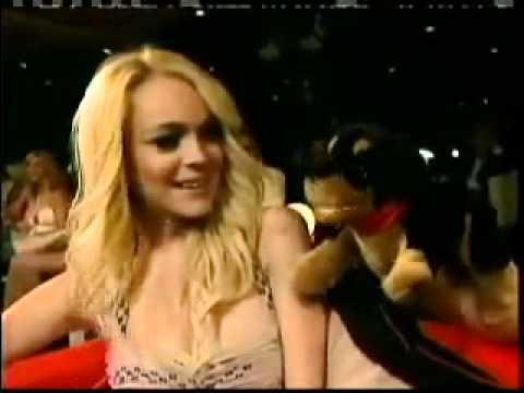 Lindsay Lohan Messed Up By Eminem (Funny)