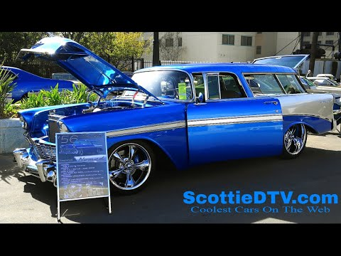 The Grand National Roadster Show 2018 Walk-around   Nothing But Cool