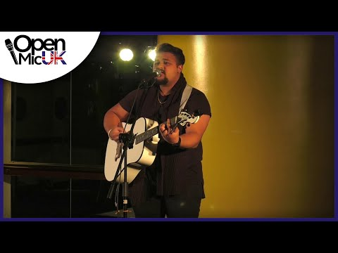 MICKEY GARNET at Liverpool Open Mic UK Music competition