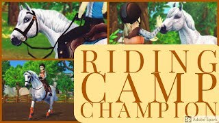 Summer Camp Champ: Star Stable Online Horse Movie || 10,000 Sub Special