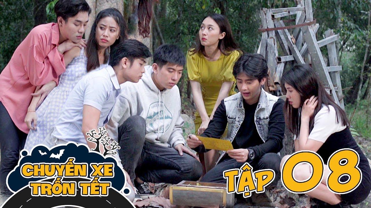 CHUYẾN XE TRỐN TẾT | TẬP 8 : Giải Mã Kho Báu Gia Truyền | Phim Hài Tết LA LA SCHOOL 2020